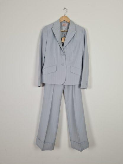 tailleur pantalon bleu pastel à rayures (7)