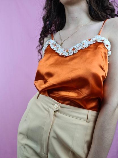 top orange satiné (4)