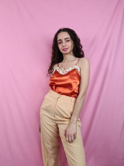 top orange satiné (6)
