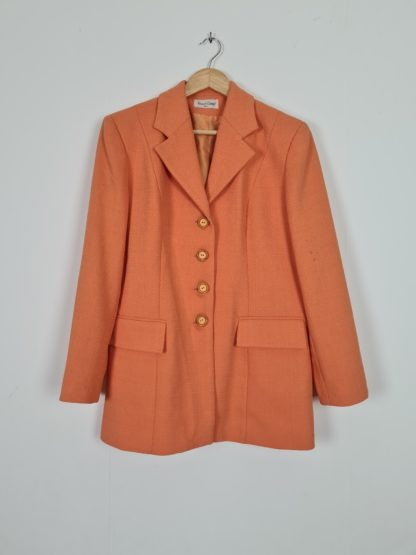 veste blazer orange (7)
