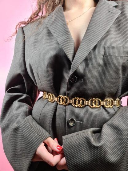 ceinture chaine doré (5)