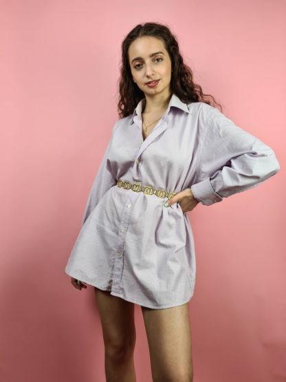 chemise d'homme lilas (10)