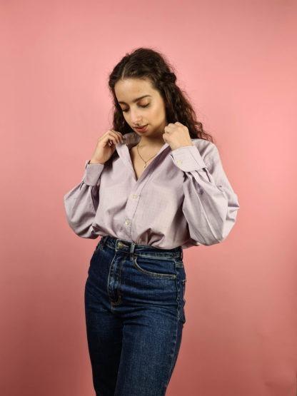chemise d'homme lilas (13)