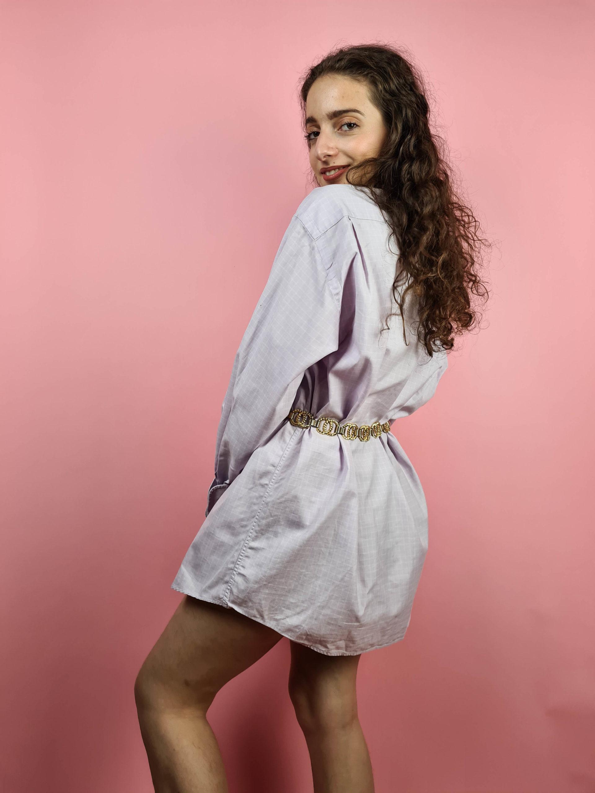 chemise d'homme lilas (6)