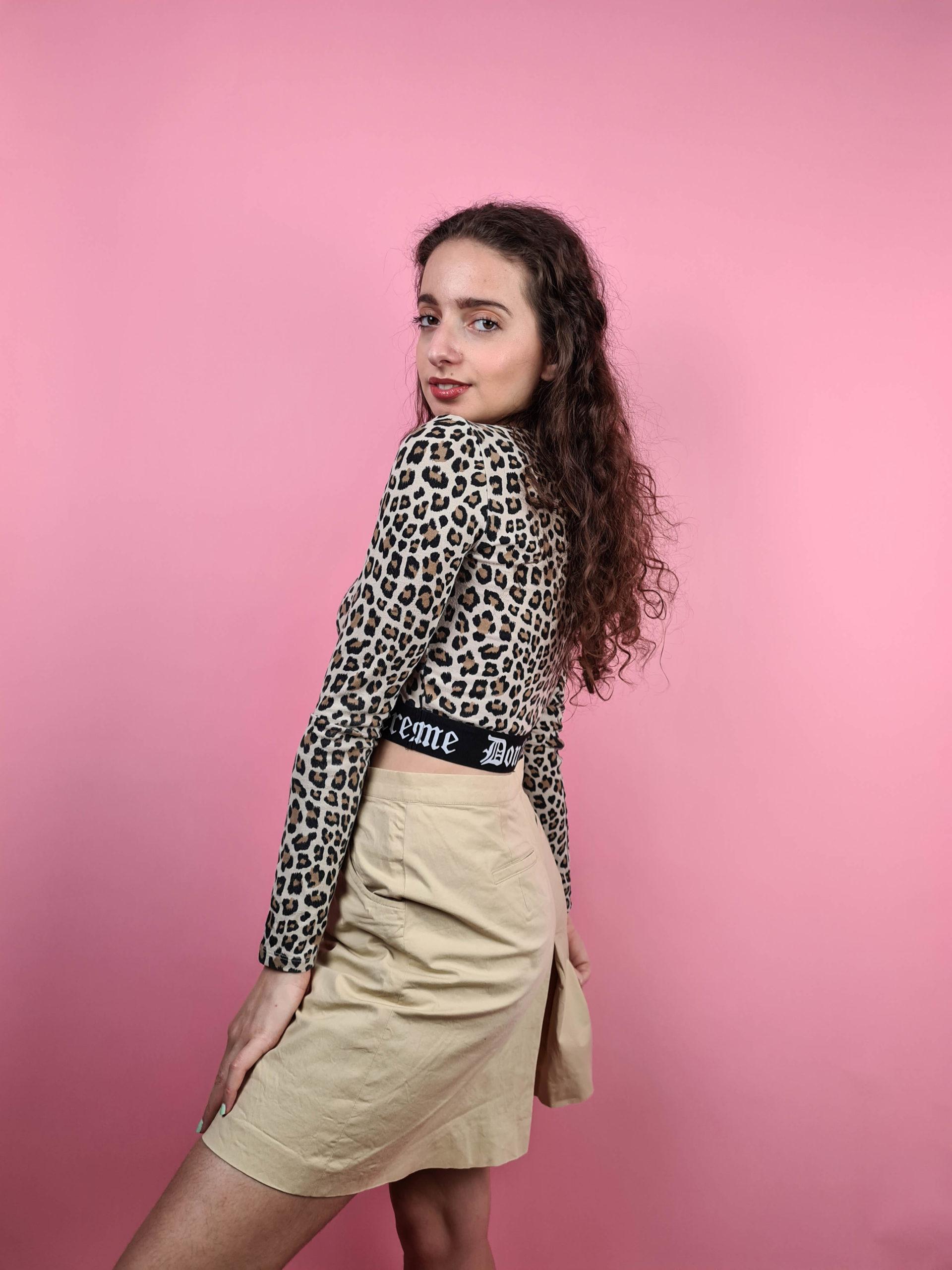 crop top motif léopard (4)
