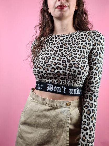 crop top motif léopard (6)