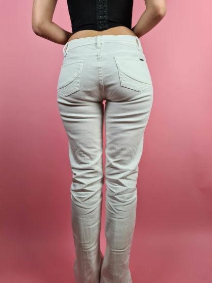 jean blanc taille basse (5)