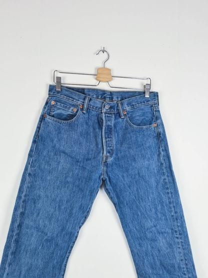 jean levis 501 w32 bleu (2)