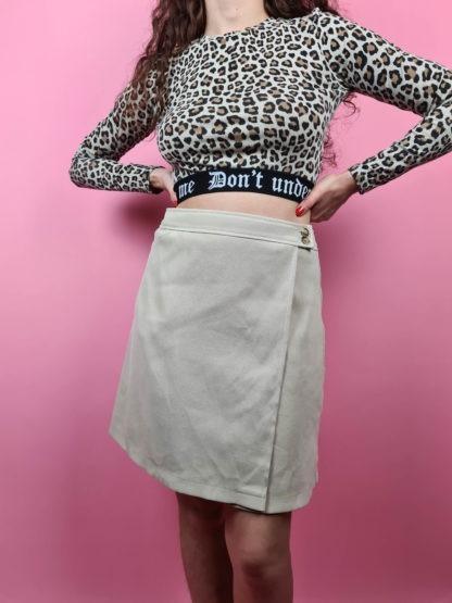 jupe portefeuille beige (5)
