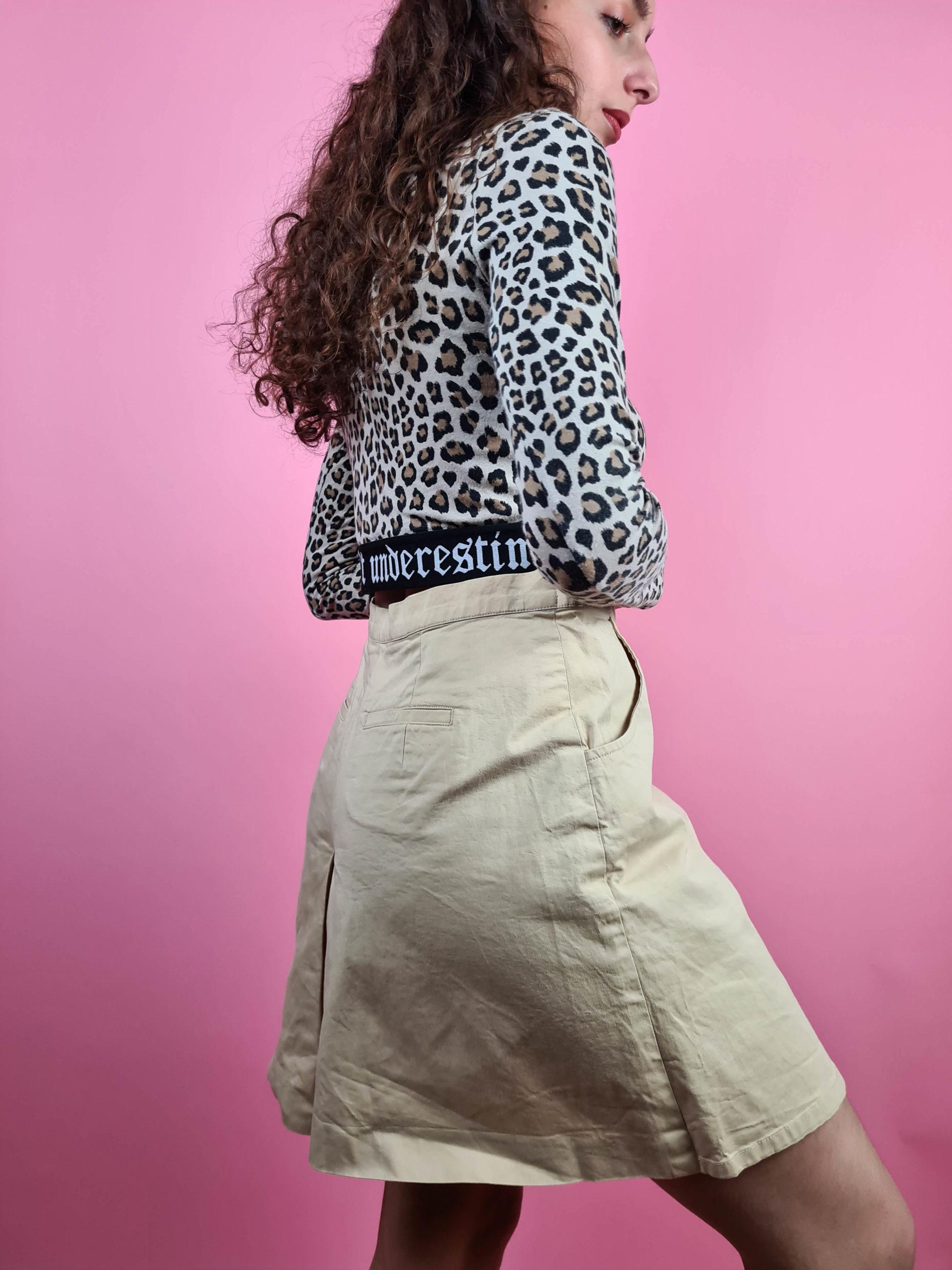 jupe short crème (7)