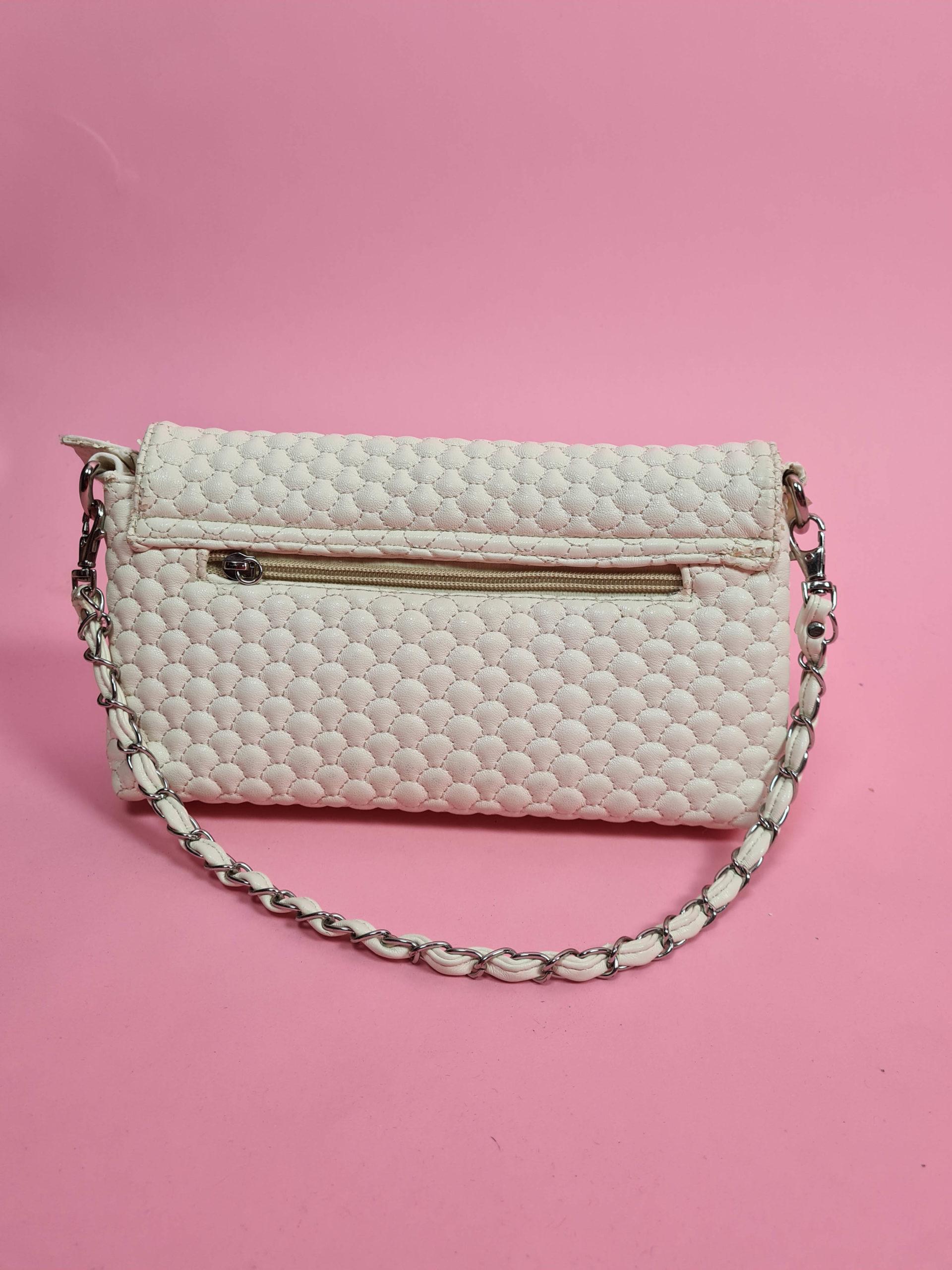 petit sac baguette blanc (6)