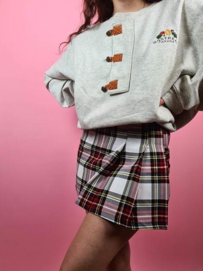 petite jupe plissée tartan (1)