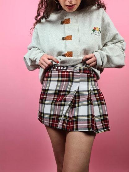 petite jupe plissée tartan (2)