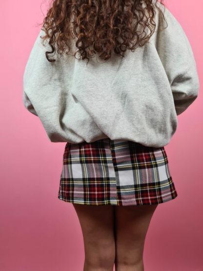 petite jupe plissée tartan (4)