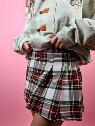 petite jupe plissée tartan (5)