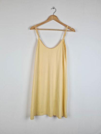 robe nuisette jaune pastel (8)