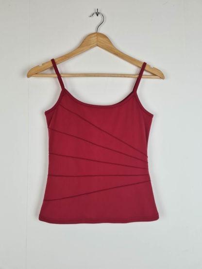 top rouge à couture apparente (10)