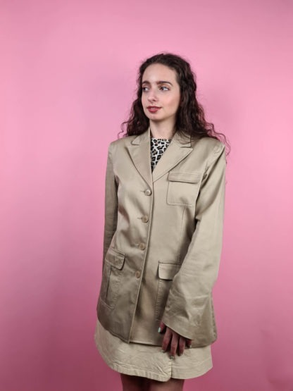veste blazer camel clair (8)