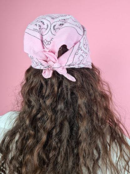 bandana rose pastel (6)