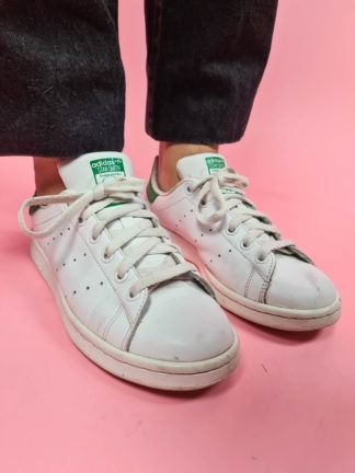 baskets blanches Stan Smith Adidas (1)