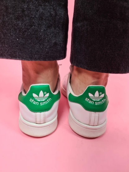 baskets blanches Stan Smith Adidas (2)