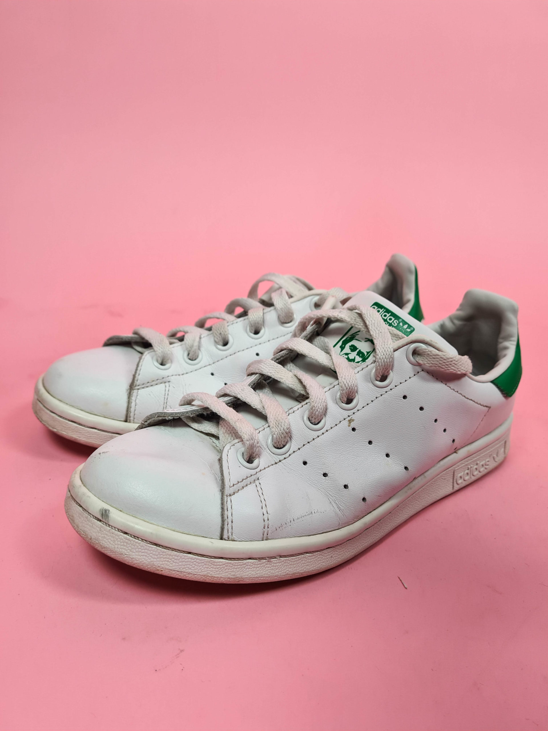 baskets blanches Stan Smith Adidas (3)