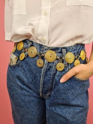 ceinture chaine dorée pendante (1)