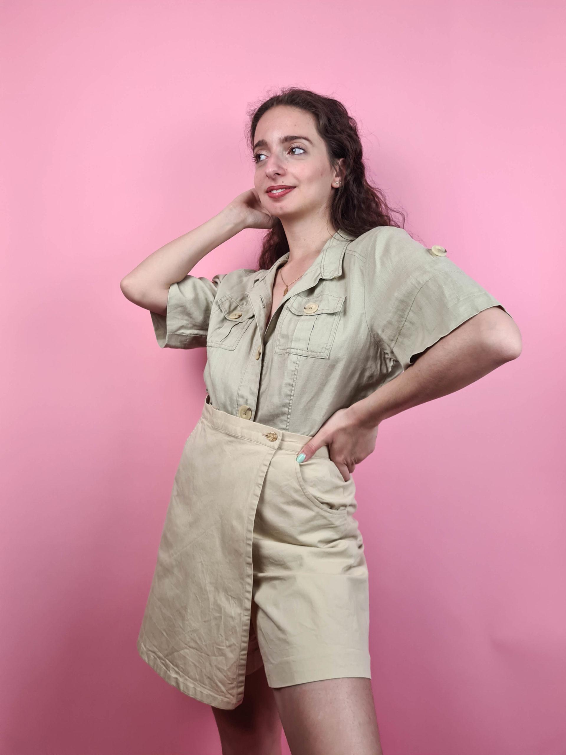 chemise manches courtes safari (3)