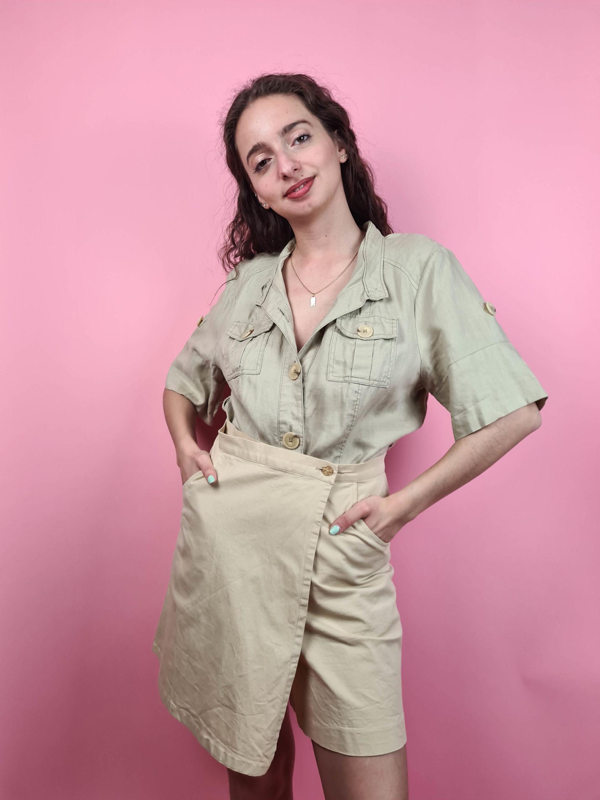 chemise manches courtes safari (5)