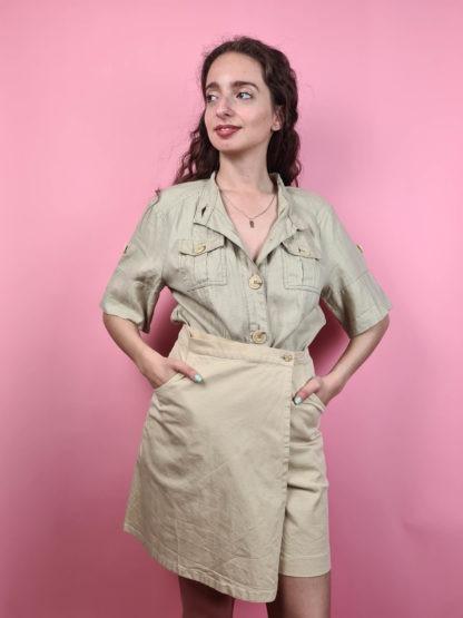 chemise manches courtes safari (6)