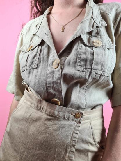 chemise manches courtes safari (7)