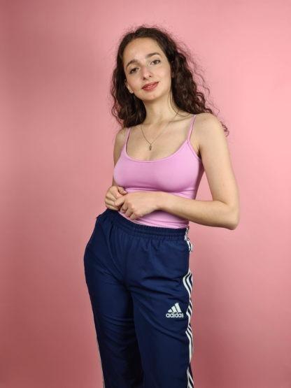 jogging bleu Adidas (3)