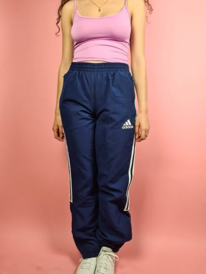 jogging bleu Adidas (8)