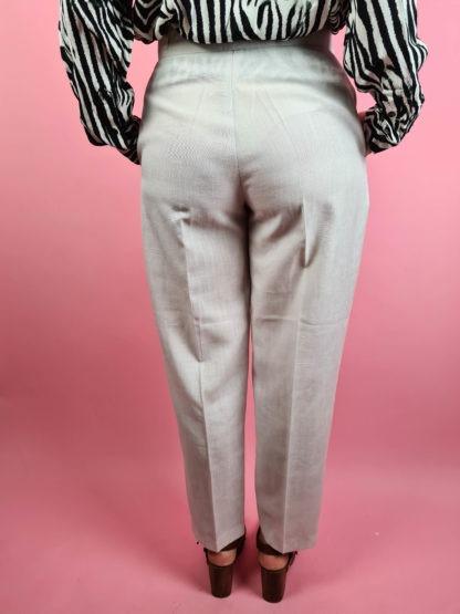 pantalon léger crème taille haute (9)