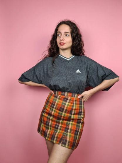 t-shirt Adidas gris foncé (1)