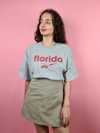t-shirt gris Florida Reebok (1)