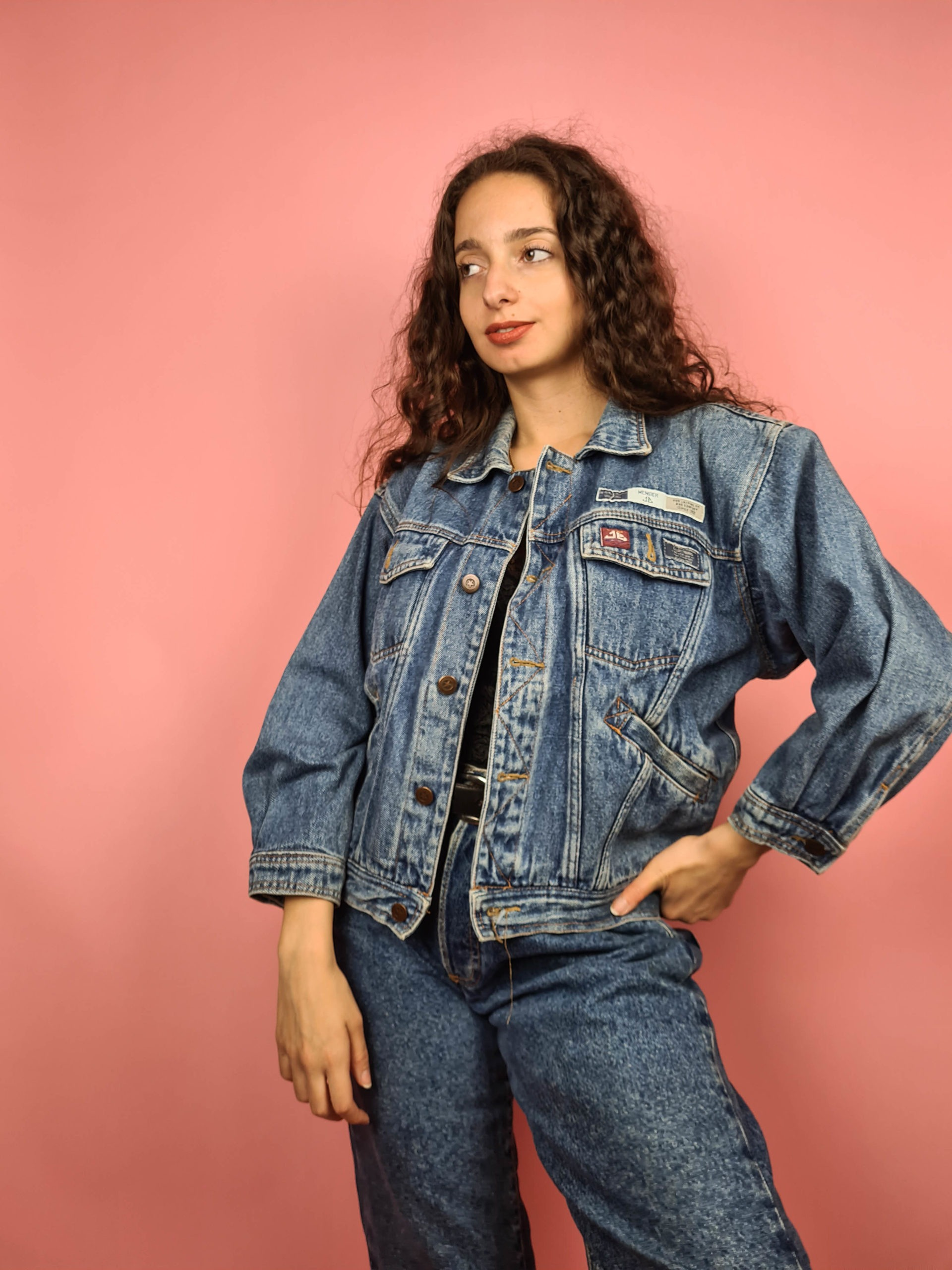 veste en jean oversize (5)