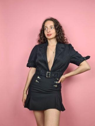 veste noire courte (2)