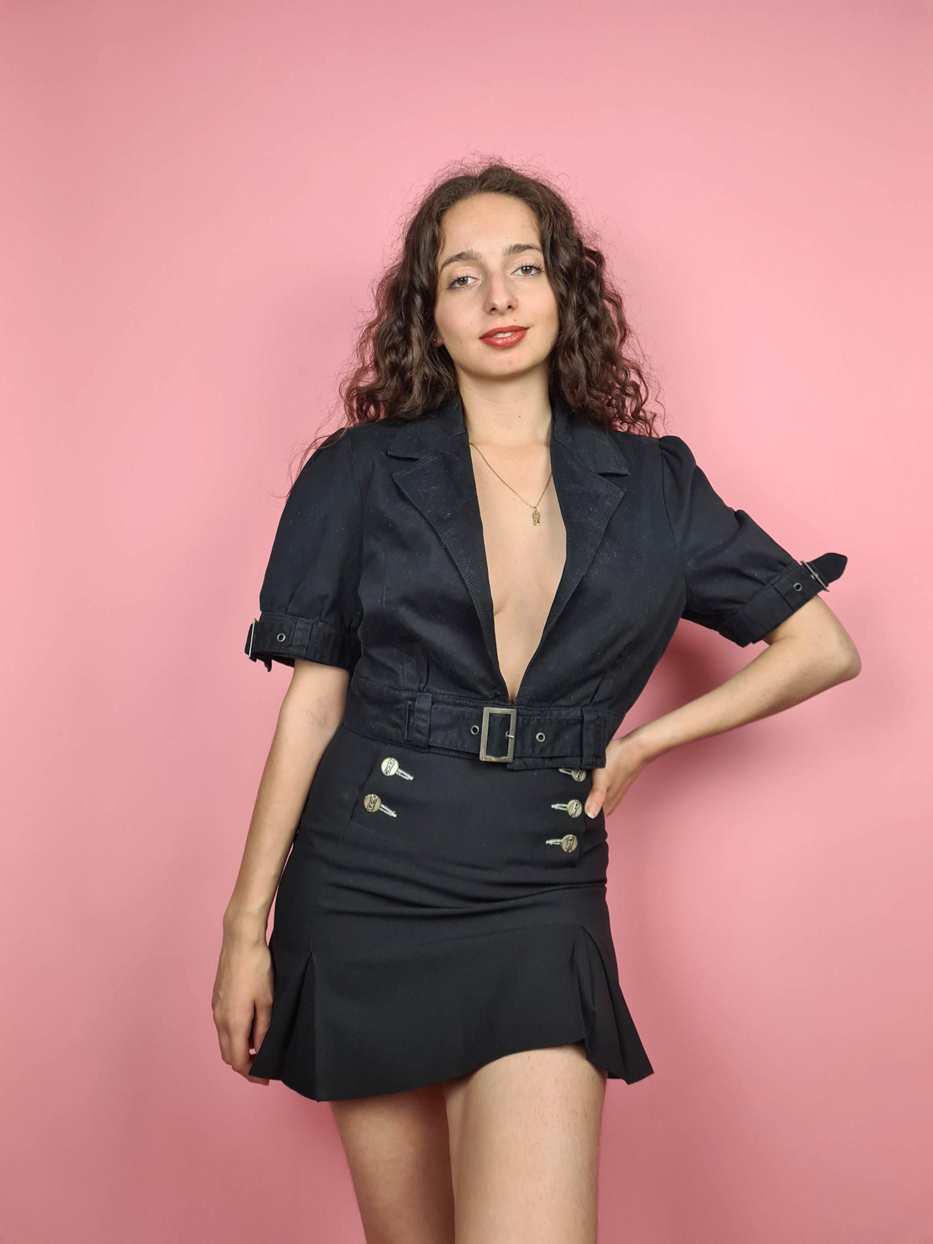 veste noire courte (3)